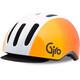 Giro Reverb casco per bici arancione/bianco